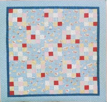 Vintage Baby Quilt Patterns Free : RETRO QUILT PATTERNS FREE Quilt Pattern